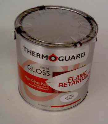 Flame Paint - gloss