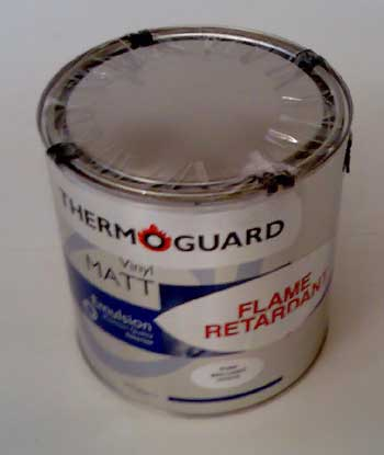 Flame Paint - water based